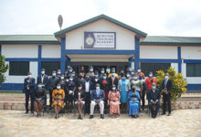 Photo of 50 investigators schooled on Sexual Gender Based Violence