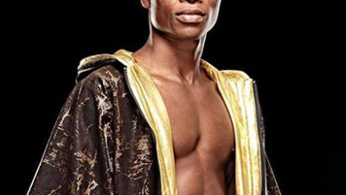 Photo of Commey: I'll move up in weight at right time