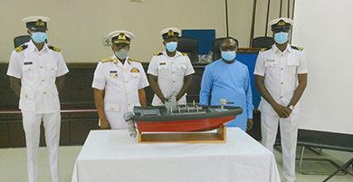 Photo of Ghana to build naval boats locally