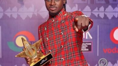 Photo of Fellow young artistes can win with hard work- Kuami Eugene