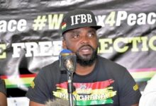 Photo of Flex for peace, not war …'Macho' men told at 2020 Man Ghana launch
