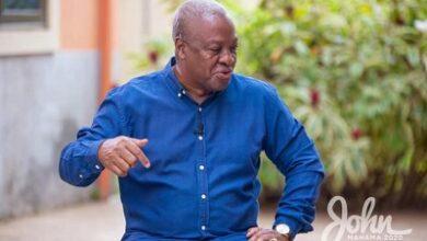 Photo of Mahama suspends Bono Region campaign over voters' exhibition complaints
