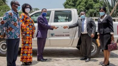 Photo of Prudential Bank donates vehicle support of 2020 Teacher Prize