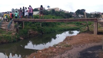 Photo of GH¢3.2m Kwesimintsim storm drain begins