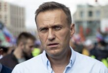 Photo of Poisoned Navalny discharged from Berlin hospital