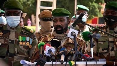 Photo of Mali military leader asks for end to ECOWAS economic sanction