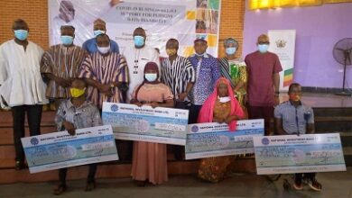 Photo of PWDs in N/R receive GH¢200,000 business support