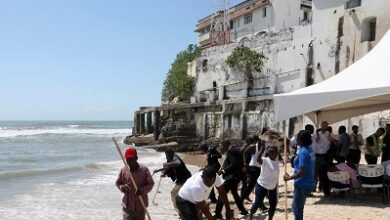 Photo of 6 African heritage sites under threat from climate change