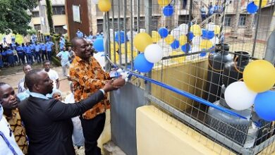 Photo of MP donates first ultra-modern LP gas cooking plant to AMECO