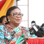 Maintain NPP in power for more development – First Lady