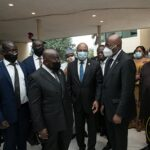 President pays visit to offices of ECOWAS Commission in Abuja