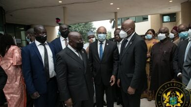 Photo of President pays visit to offices of ECOWAS Commission in Abuja