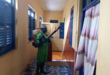 Photo of Zoomlion disinfects 1,100 public places in C/R