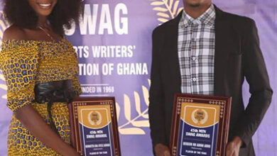 Photo of Armah, Addo are SWAG  Taekwondo Athletes of the Year