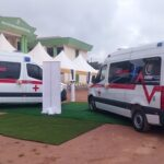 Gold Fields donates ambulances to 2 hospitals