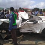 Gory accident at Anyaa claims one life