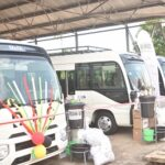 Canada donates 30-seater buses to agric colleges