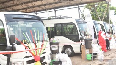 Photo of Canada donates 30-seater buses to agric colleges