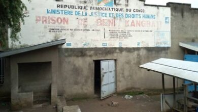 Photo of 'Islamist rebels' free 1,300 prisoners in Congo
