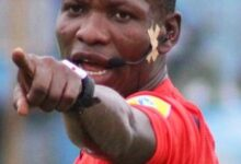 Photo of Laryea to officiate Cape Verde-Rwanda AFCON qualifier