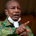Guinea president retains election lead as protest turn deadly