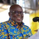 President inaugurates DVLA complex at Akomadan