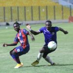 Legon Cities, Chelsea share points
