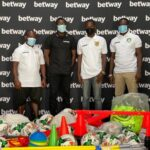 Betway supports 3 GPL clubs