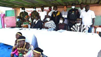 Photo of No development without peace—Effah Dartey