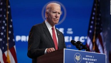 Photo of Biden: White House co-operation 'sincere'