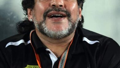 Photo of Diego Maradona dead: Argentine football legend, 60, dies after cardiac arrest