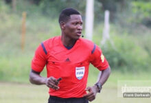 Photo of Referees named for GPL week 4 fixtures