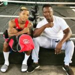 Micah returns to Bronx gym …vows to win world title soon