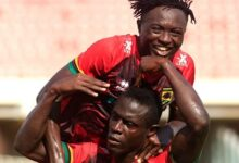 Photo of Kotoko hold WAFA at S'kope
