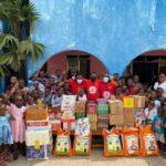 SCORA donates to Love Orphanage