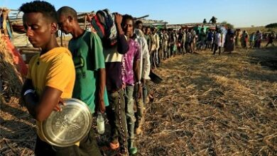 Photo of Mass starvation fears in Ethiopia's Tigray region