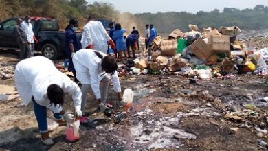 Photo of C/R FDA destroys unwholesome food, other products