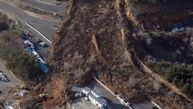 Photo of Powerful earthquake rocks Fukushima in Japan