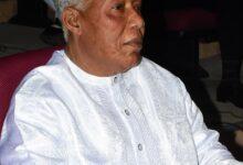 Photo of NDC cannot use Bagbin for 'parochial agenda'  …E.T. Mensah insists