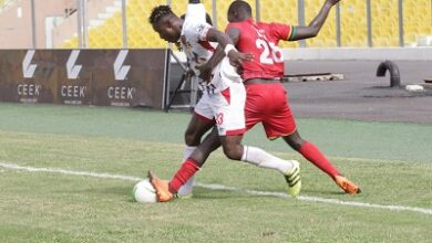Photo of Kotoko, Hearts share points in pulsating clash