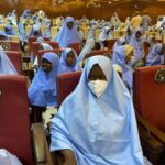 Nigeria kidnapped girls Shots fired at Zamfara reunion ceremony