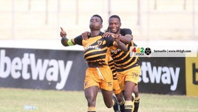 Photo of Kotoko win, Hearts lose