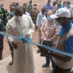Caritas Ghana builds recycling plant in Tamale