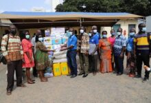 Photo of NGO donates GH₵45,000 items to 3 psychiatric hospitals