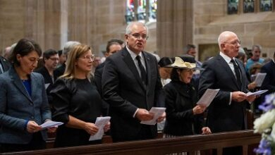 Photo of Commemorative church services, remembrance ceremonies in honour of Prince Philip