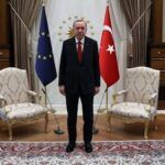 Turkey blames EU in 'sofagate' diplomatic spat