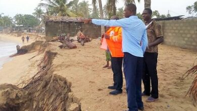 Photo of 50 tidal wave victims relocate to Dzetagba