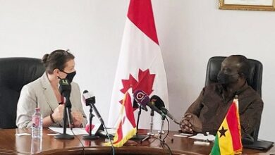 Photo of Minister calls for establishment of Ghana- Canada Business Council