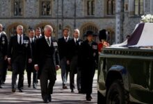 Photo of Prince Philip: Royal Family honours Duke's 'humour and humanity'