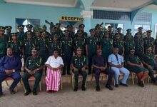 Photo of GIS to set up health departments at border post